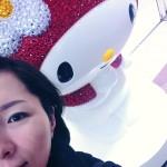 あゆーこウサギ賞 ~見切れ写真コンテスト2014~2015 冬 入賞作品