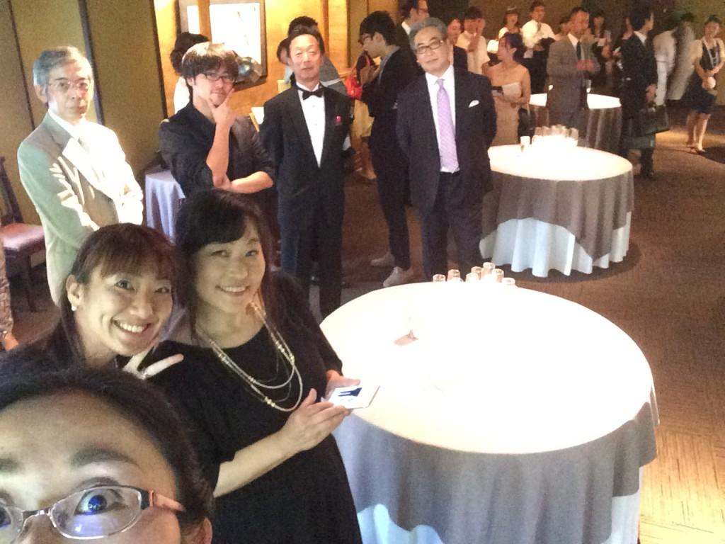 まさか名古屋で木村判定士や小林判定士などと再会することになるとは…!!OTさんの人脈の広さにびっくりです
