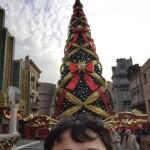 見切れ写真クリスマスツリープロジェクト